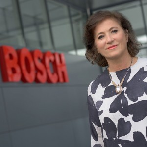 Krystyna Boczkowska, Prezes Robert Bosch Sp. z o.o.. Fot. Bosch