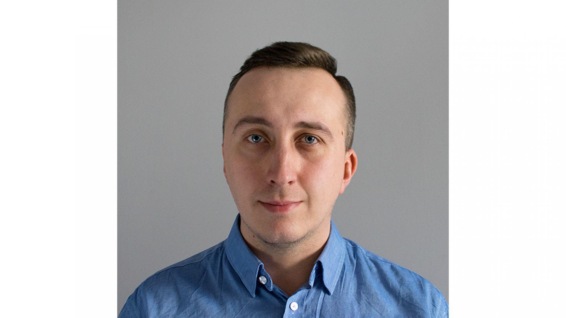 Michał Głuszczuk, współwłaściciel agencji social media Hello Social. Fot. Archiwum