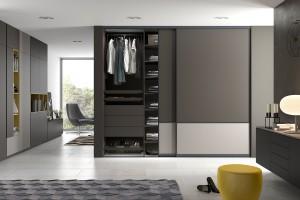 Garderoba dobrze zorganizowana