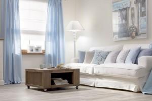 Salon w romantycznym stylu - zobacz inspiracje!