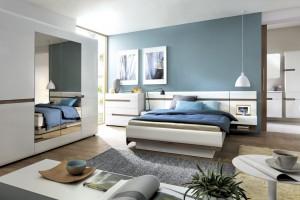 Jak zaaranżować sypialnię dla dwojga - przykłady mebli