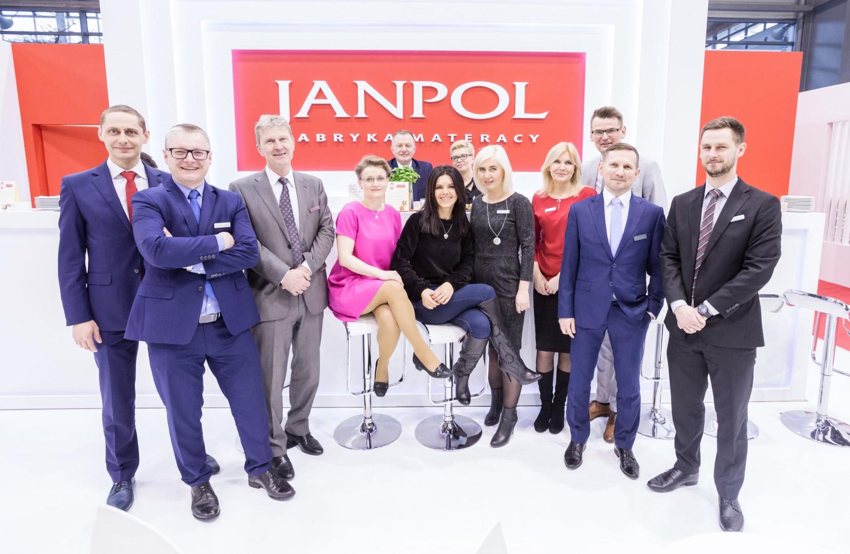 Zespół Fabryki Materacy Janpol