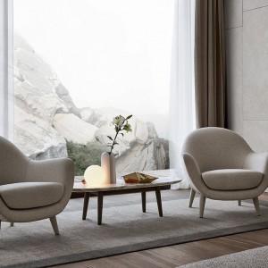 Fotele projektu Marcela Wandersa. Fot. Poliform/Studio Forma 96