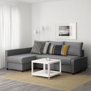 Narożnik Friheten. Cena detaliczna: 1 499 zł. Fot. IKEA