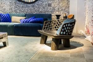 Różne formy foteli - inspirowane targami w Mediolanie