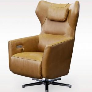 Fotel Marina z funkcją relax, cena od 4.425 zł, Livingroom. Fot. Domoteka