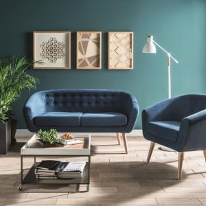 Fotel Alma, cena od 990 zł, Vox Meble. Fot. Domoteka