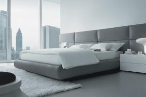 15 łóżek tapicerowanych dostępnych w polskich sklepach