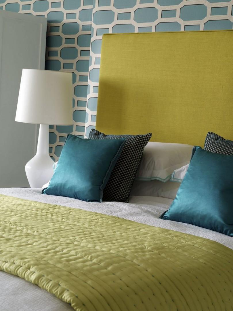 Aranżacja sypialni według Hypnos Beds. Fot. Hypnos Beds