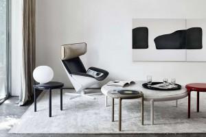Zobacz meble zaprojektowane przez Nipę Doshi i Jonathana Leviena