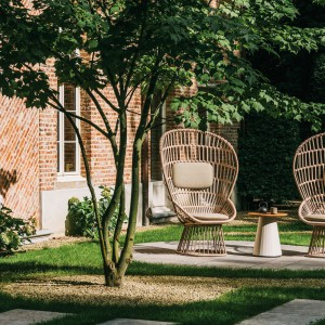 Fotele ogrodowe z kolekcji