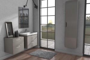 Eleganckie i nowoczesne meble łazienkowe