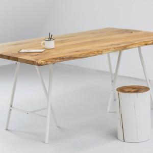 Aurorskie meble podkreślają indywidualny charakter biura. Fot. Loft