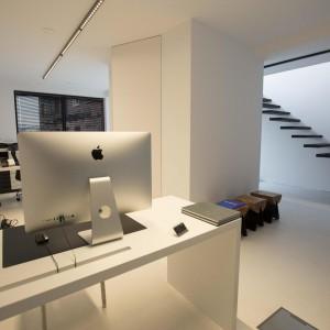 Nowe biuro projektowe pracowni Loft. Fot. Loft