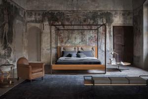 Meble do sypialni - wybierz łóżko z baldachimem