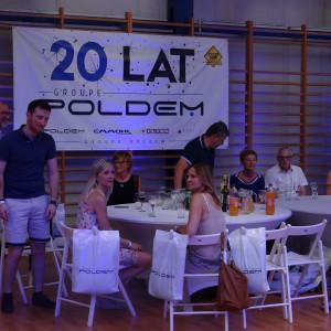 Jubileusz 20-lecia Grupy Poldem