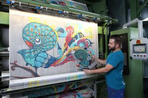 Produkcja papierów dekoracyjnych - kierunki rozwoju technologii