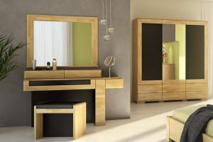 Sypialniane lustro – dopełnienie kolekcji mebli