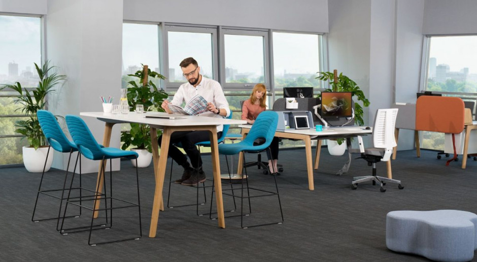 Meble biurowe - jak zmieniały się na przestrzeni lat