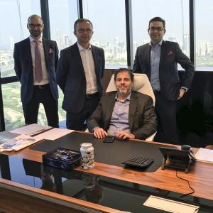 Grupa Nowy Styl objęła większościowy pakiet udziałów w spółce Stylis Dubai. Fot. Grupa Nowy Styl
