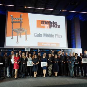 Wręczenie nagród i wyróżnień w konkursie Meble Plus - Produkt 2018