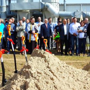 Otwarcie nowej inwestycji Szynaka Meble w Nowym Mieście Lubawskim