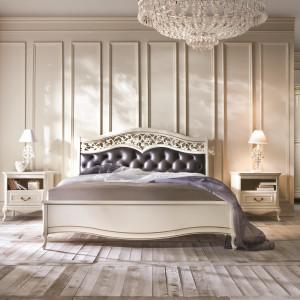 Stylizowane łoże Verona. Fot. Taranko