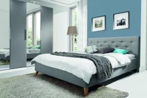 Łóżka tapicerowane - za co lubią je polscy klienci?
