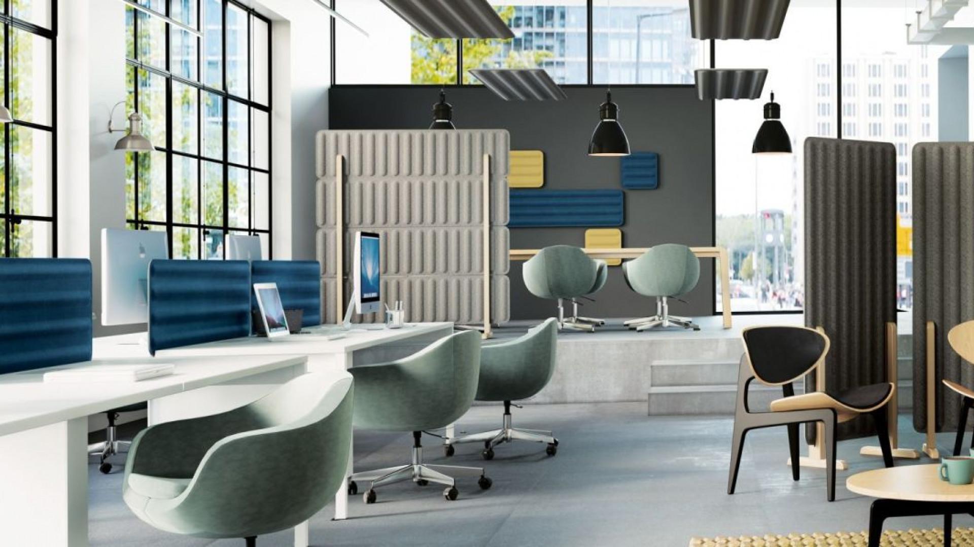 Jak zaprojektować wydzielone strefy w biurze?