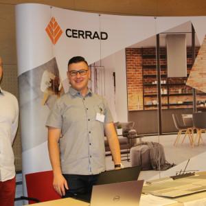 Prezentacja stoiska: firma Cerrad.