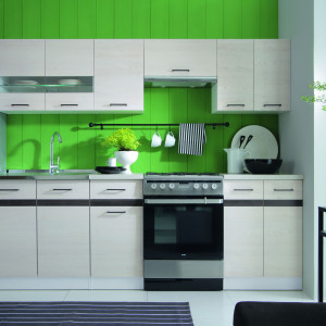 System Junona przeznaczony jest m. in. do kuchni o małym metrażu. Fot. BRW