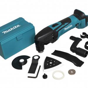 Akumulatorowe narzędzie wielofunkcyjne ( 18 V). Fot. Makita