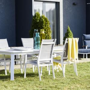 Kolekcja mebli ogrodowych Laura firmy Miloo. Fot. Miloo