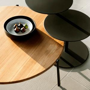 Zestaw stolików. Fot. Room Design