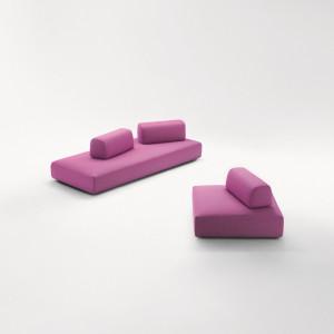 Sofa ogrodowa Orlando, Paola Lenti. Fot. Rooms