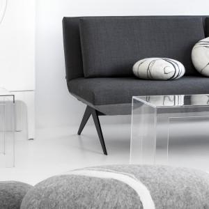 Sofa LCD firmy Noti. Projekt: