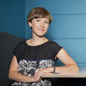 Alina Szastok, specjalista ds. PR i CSR w Grupie Nowy Styl. Fot. Grupa Nowy Styl