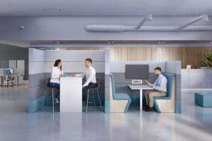 Jak zaaranżować strefy w biurze - opinia eksperta