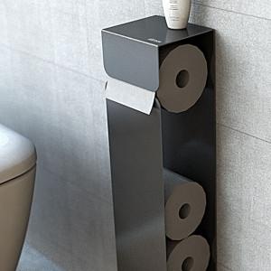 Uchwyt na papier toaletowy. Fot. Deftrans