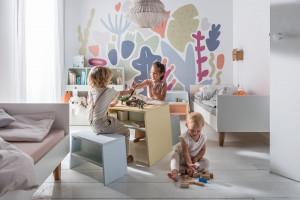 Pokój dziecka to miejsce do zabawy - kup dla niego odpowiednie meble!