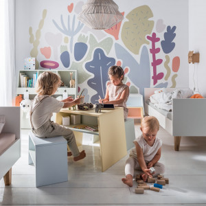 Kolekcja mebli dziecięcych