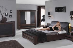 Szafy z lustrami - powiększ optycznie swoją sypialnię!