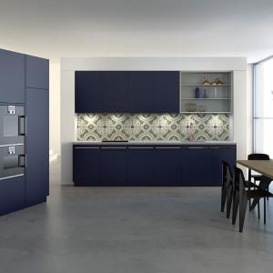 Fronty stalowe kuchni firmy Alno. Fot. Alno