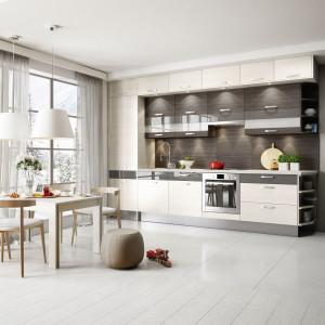 Kuchnia w stylu klasycznym - model