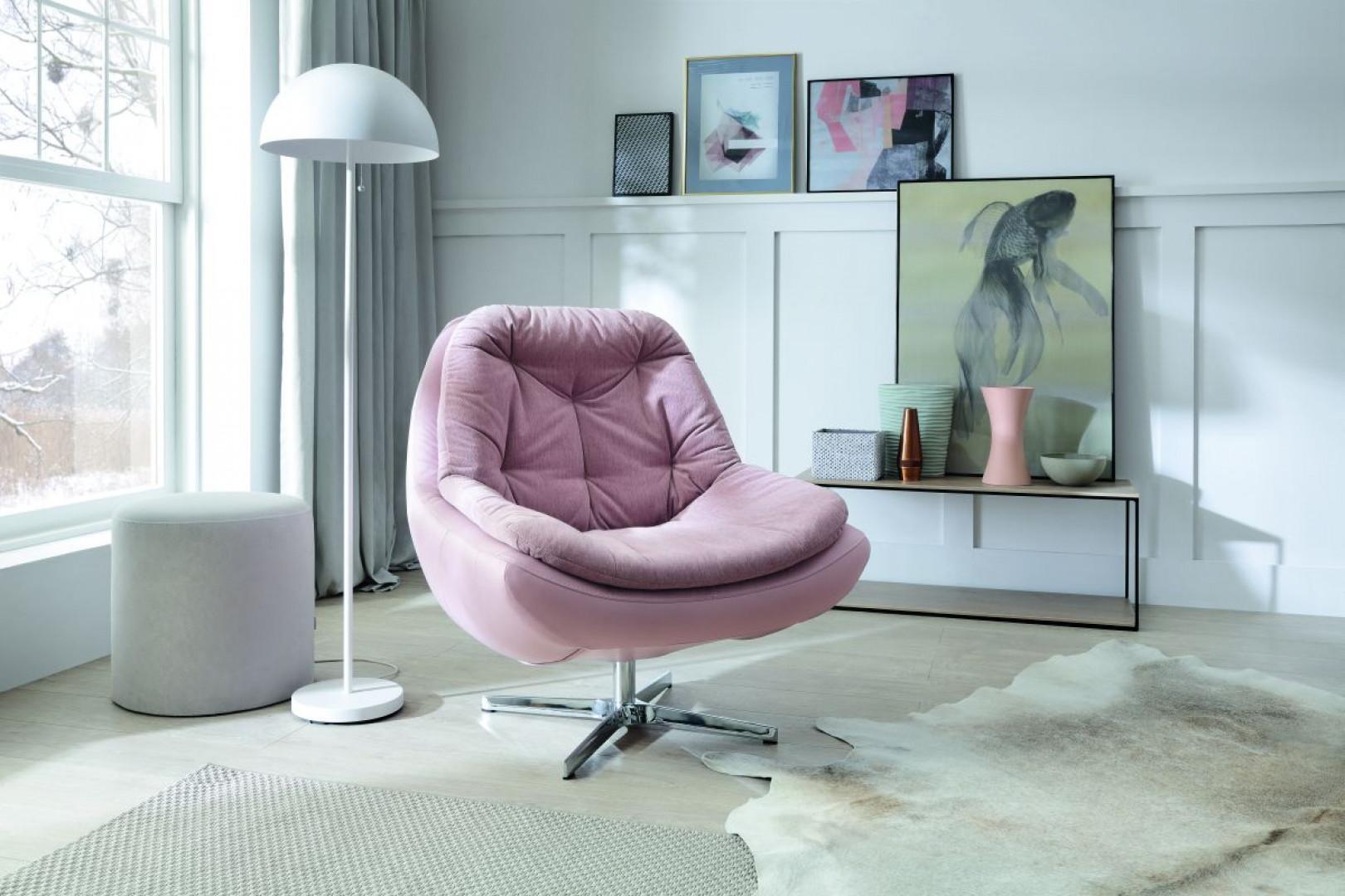 Fotel wypoczynkowy Dim (Gala Collezione). Fot. Gala Collezione