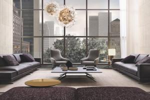 Jak wyposażyć luksusowy salon - propozycje mebli