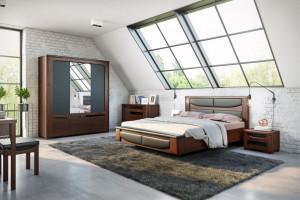 Dekory w meblach do sypialni - aktualne trendy wzornicze