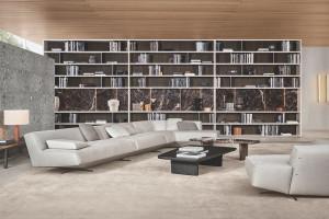 15 inspirujących pomysłów na biblioteczkę w mieszkaniu