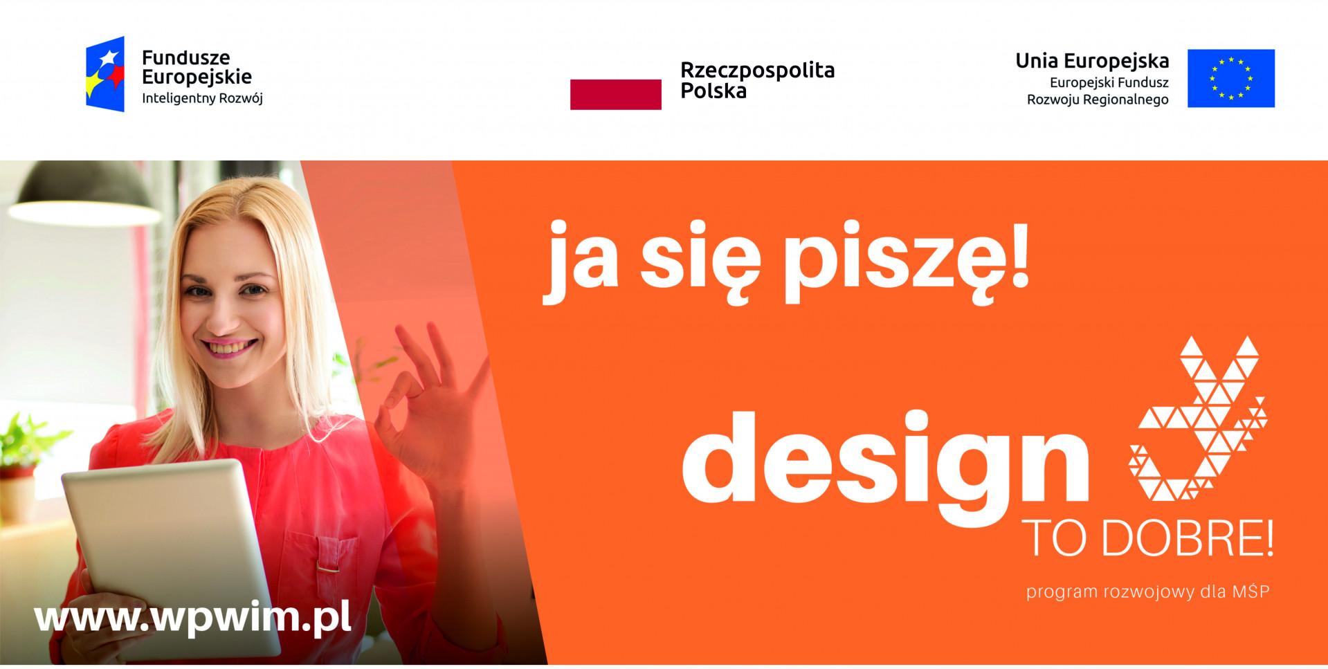 Design to dobre dla MŚP