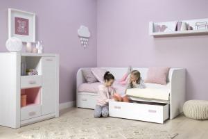 Klasyka w pokoju dziecięcym